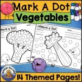 Vegetables Dot Dauber Set