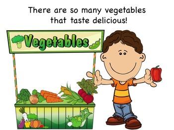 Vegetables Healthy Food