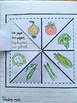 Vegetables - Interactive Notebook Activity and Game