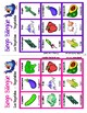 Vegetables - Los vegetales - Bingo Bilingüe - Bilingual bingo