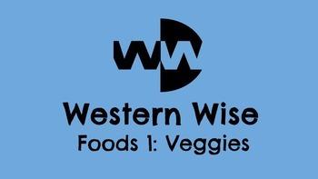 Vegetables (Veggies) Vocabulary ESL Pre-K