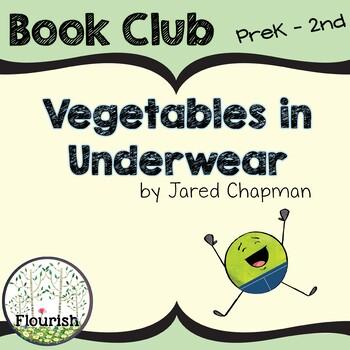 Vegetables In Underwear  BOOK CLUB
