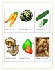 Vegetables in arabic