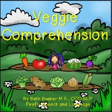 #mar17slpmusthave Veggie Comprehension