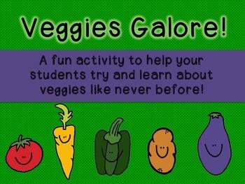 Veggie Intervention-Vegetable Tasting Party