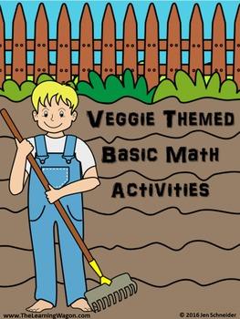 Veggie Themed Basic Math