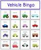 Vehicle Bingo