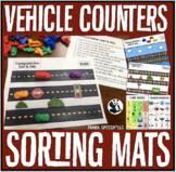 Vehicle Counters Sorting Mats