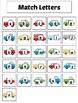 Vehicle File Folder Activities for Preschool and Kindergarten