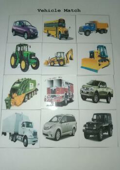 Vehicle Match