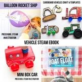 Vehicle STEAM eBook