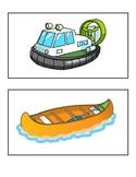 Vehicle or Transportation Flashcards