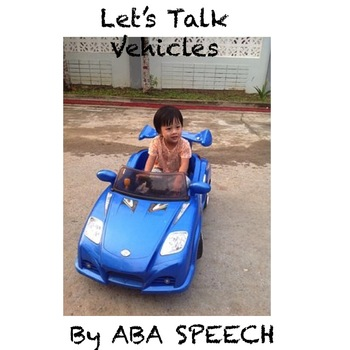 Vehicles Adapted Book