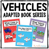 Vehicles Adapted Book Series