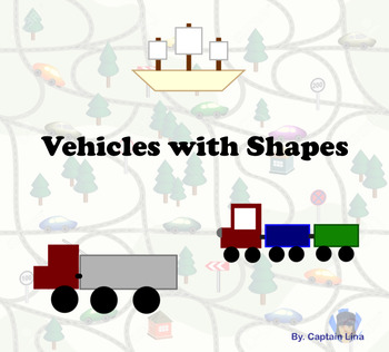 Vehicles with Shapes