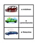 Veiculos (Vehicles in Portuguese) Concentration Games