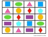 Kindergarten File Folder Math Stations