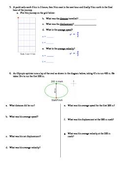 Velocity Calculations