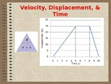 Velocity, Displacement, and Time