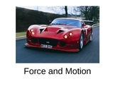 Velocity, Forces, Newton's Laws and Acceleration Notes