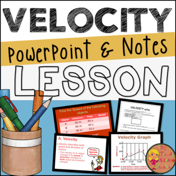 Velocity Lesson and Guided Notes