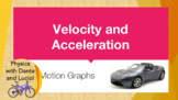Velocity and Acceleration: Motion Graphs