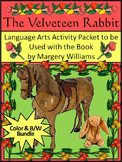Easter-Christmas Activities: The Velveteen Rabbit Activity