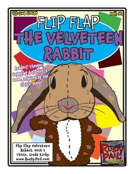Flip-Flap's: The Velveteen Rabbit readers' theater (1st & 2nd Grades)