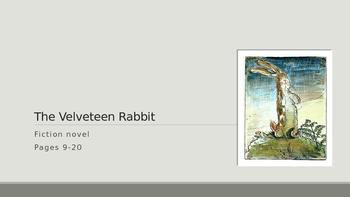 Velveteen Rabbit Vocabulary PowerPoint