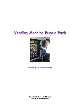 Vending Machine Bundle Pack