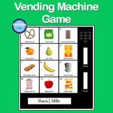 Vending Machine Game