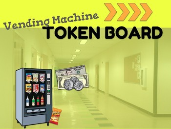 Vending Machine Token Board Reinforcement