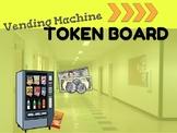 Vending Machine Token Board Reinforcement