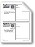 Vending Machines (Grade 6+ Daily Word Problems-Week 14)