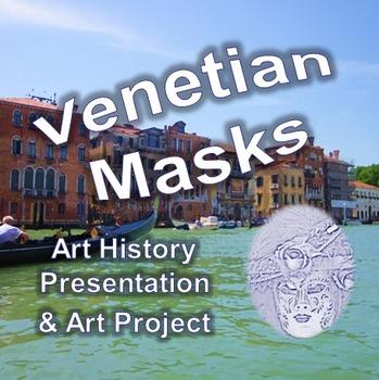 Venetian Masks Presentation and Art Project