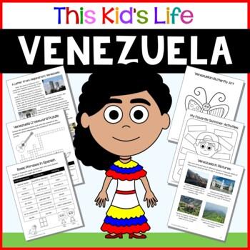 Venezuela Country Study