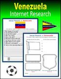Venezuela (Internet Research) - Print + Digital Activity