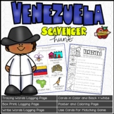 Venezuela Scavenger Hunt