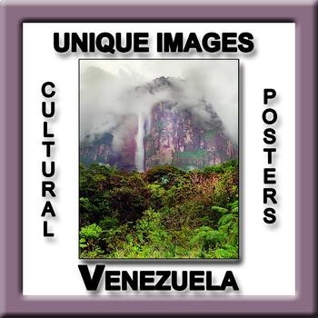 Venezuela in Photos Poster - Vertical