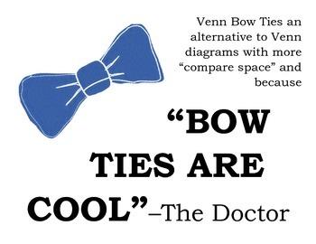 Venn Bow Ties