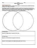 Venn Diagram Analysis CCSS RL.9-10.6
