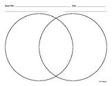 Venn Diagram B&W
