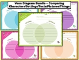 Comparing and Contrasting - Venn Diagrams