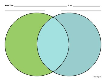 Venn Diagram Color
