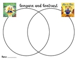 Venn Diagram, Compare and Contrast Thomas and Ben