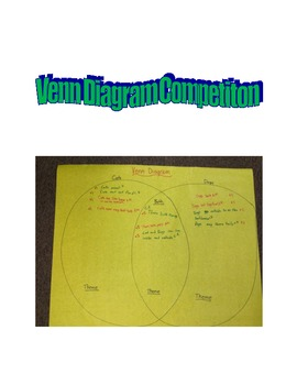 Venn Diagram Competition