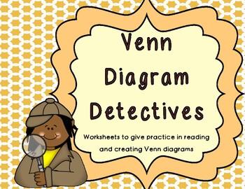 Venn Diagram Detectives