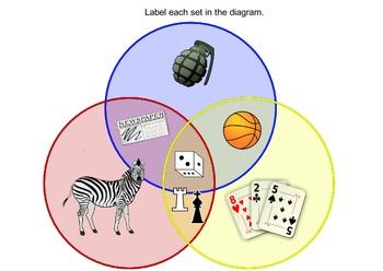 Venn Diagram Exercises