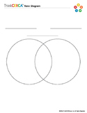 Venn Diagram- Graphic Organizer