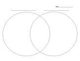 Graphic Organizer: Venn Diagram